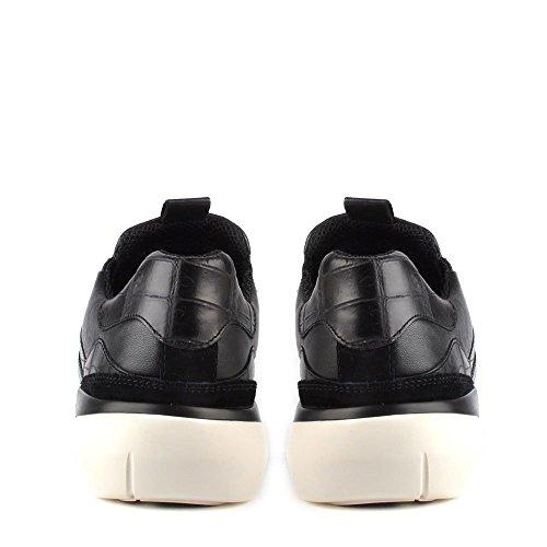 Ash Set Zapatillas Deportivas, Mujer Negro