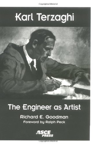 Karl Terzaghi: The Engineer As Artist (Asce Press)