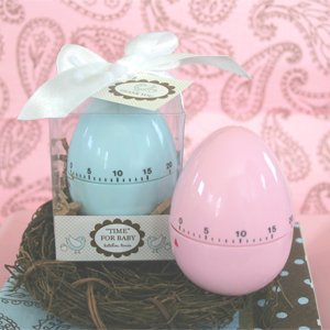 50 About To Hatch Kitchen Egg Timer Baby Shower Keepsake Gift Party Favors