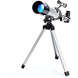 Telescope Star Finder with Tripod 360mm 50mm HD Zoom Monocular Space Astronomical Spotting Scope for Kids and Beginner-Merkmak