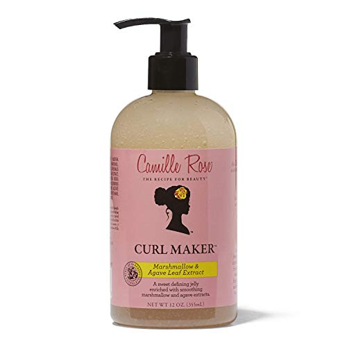 (Camille Rose Naturals Curl Maker, 12 Ounce)