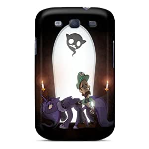 For Galaxy S3 Fashion Design Haunted Case-AHZ862mTzj