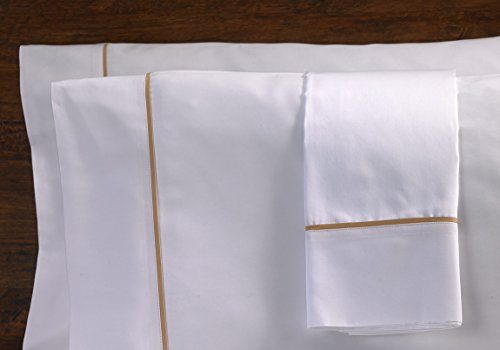 westin-hotel-600tc-pillowcase-with-taupe-trim-piping-king