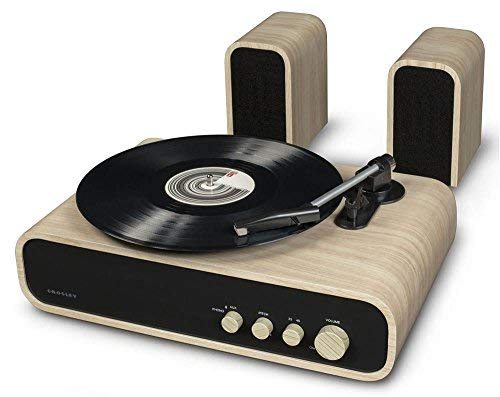 Crosley Gig Retro Belt-Drive Turntable with Aux-in for sale  Delivered anywhere in USA