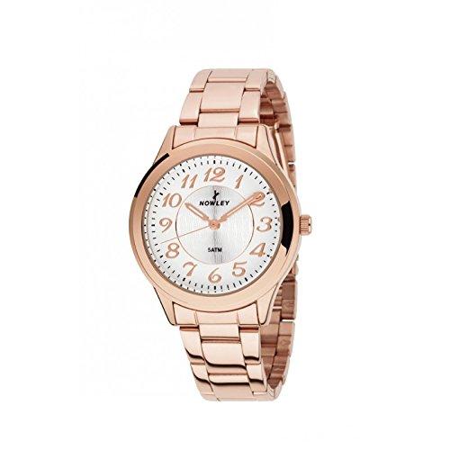 Reloj NOWLEY 8-5396-0-3 - Reloj hombre 5 atm caja metalica