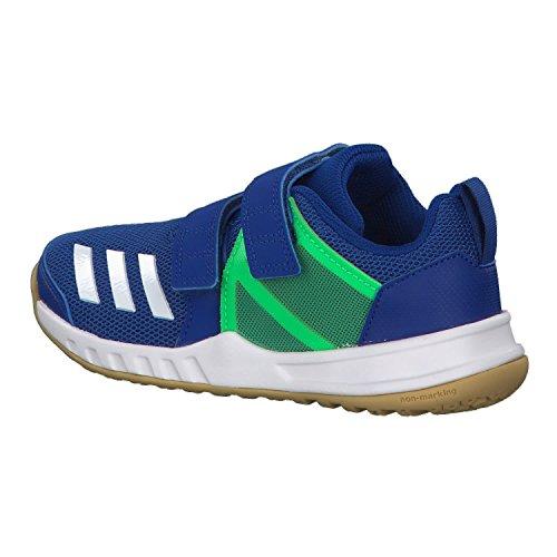 reauni 000 Bleu Cf De Chaussures K limsho Fitness Fortagym Adidas Mixte Adulte ftwbla 4Zq7zz