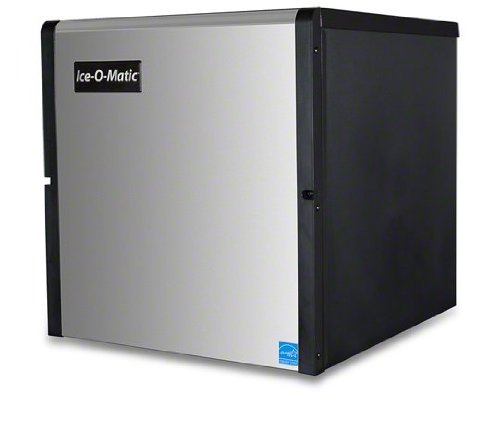 Ice-O-Matic ICE0520FW Water Cooled 527 Lb Full Cube Ice Machine