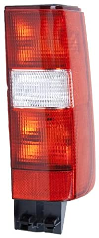 OE Replacement Volvo 850 Passenger Side Taillight Lens/Housing (Partslink Number VO2819101) - Volvo 850 Aftermarket
