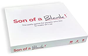 Son of a Blank! - A Party Game for People who Like to Make Stuff up | from The Creator of Kitty AF