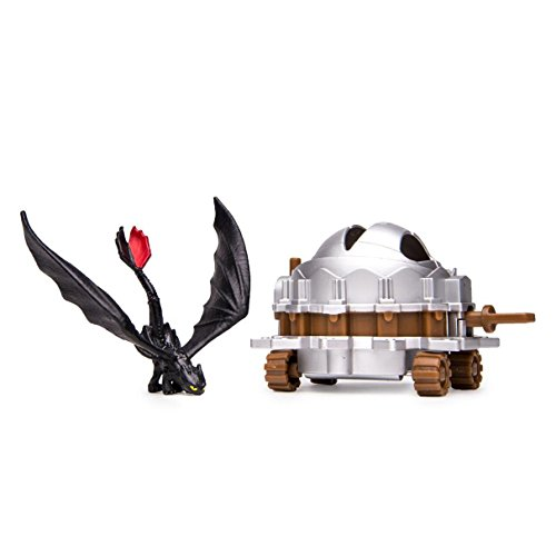 DreamWorks Dragons, How to Train Your Dragon 2 Battle Pack - Toothless vs Dragon Catcher