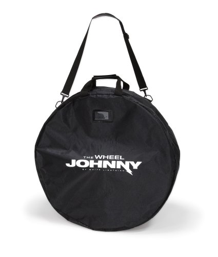 White Lightning Wheel Johnny Protective Cover and Carry Case (Road Bike Wheel Cover compare prices)
