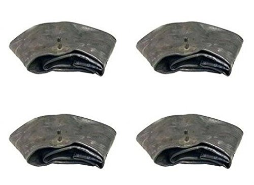 SET OF 4 (four) Firestone Brand Passenger Tire Inner Tube with Tr13 Rubber Valve FR15 15