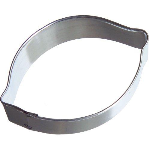 Lemon Tin Cookie Cutter 2.75 in - Foose Cookie Cutters - US Tin Plate Steel - (Foose Cookie Cutters Cookies)