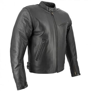 Blouson cuir moto espagne