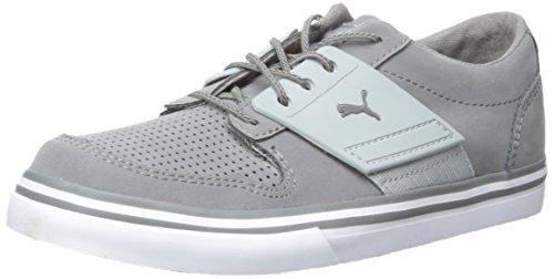 Puma Ace 2 Nbk Kids Sneaker (Toddler/Little Kid/Big Kid) Steel Gray/Quarry