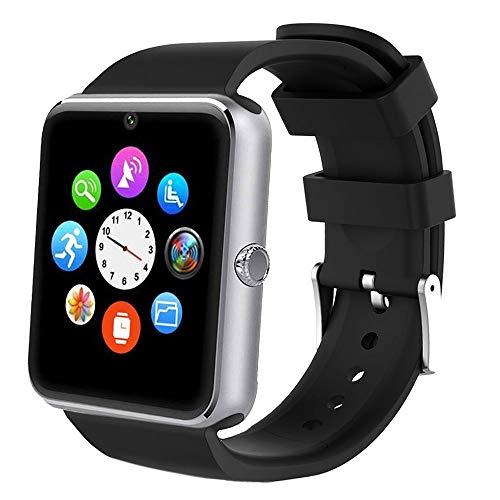 Willful Smartwatch, Reloj Inteligente Android con Ranura para Tarjeta SIM,Pulsera Actividad Inteligente para Deporte…