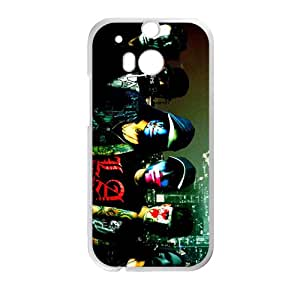 The Fault in Our Stars Okay? Okay Printed Cell Phone Case for HTC One M8