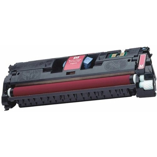 C9703a Compatible Magenta Laser - AZ Compatible with HP 121A (C9703A) Magenta Toner Cartridge for Color LaserJet 1500,2500n,2800,1500L, 2500tn, 2820, 1500Lxi, 2550, 2820 All-In-One, 2500, 2550L, 2830, 2500L, 2550Ln, 2840, 2500Lse