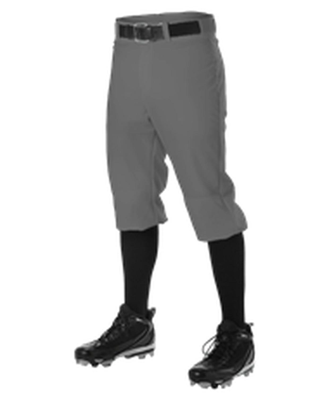 Alleson Athletic PANTS メンズ B071XC5JLNチャコールグレー Medium