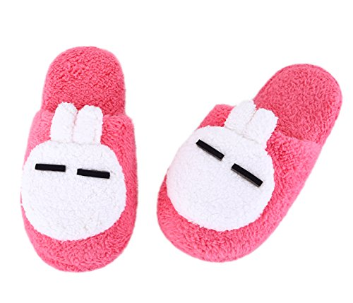 House Women's CoCo Urban Fleece Cozy Slipper Red Plush Watermelon 1Rpaq