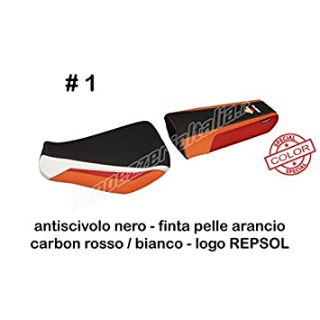 Amazoncom Honda Cbr600rr 2013 2016 Tappezzeria Italia Seat Cover