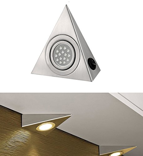 Triangle Led Under Cabinet Light Kit