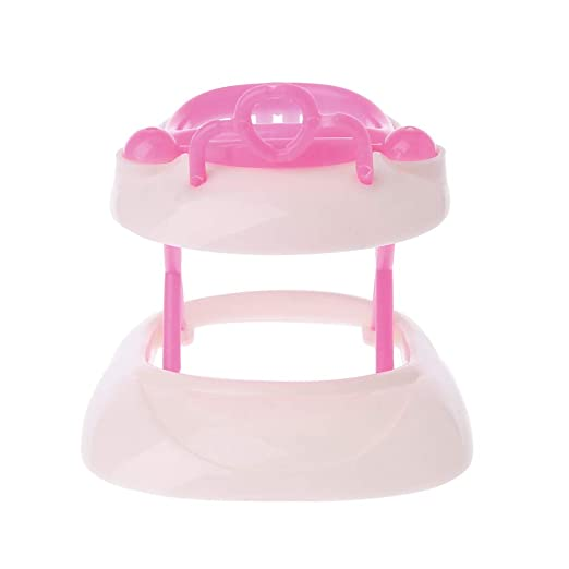 Keepart - Andador de plástico para casa de muñecas Barbie ...