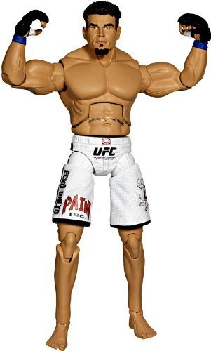 (UFC series 0 Frank Mir from UFC 92 by Jakks Pacific)