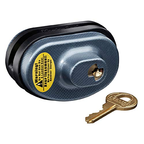 Master Lock 90TSPT Keyed Gun Lock, 1 Pack