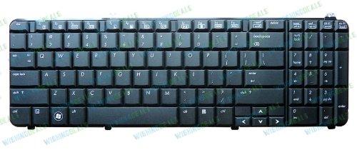 L.F. New Black (Matte) keyboard for HP Pavilion DV6-1054CL DV6-1122US DV6-1230US DV6-1234NR DV6-1238NR DV6-1240US DV6-1243CL DV6-1244SB DV6-1245DX DV6-1247CL DV6-1250US DV6-1253CL DV6-1259DX DV6-1263CL DV6-1268NR DV6-1280US DV6-1334US DV6-1350US DV6-1351NR DV6-1352DX DV6-1353CL DV6-1354US DV6-1355DX DV6-1359WM DV6-1360US DV6-1361SB DV6-1362NR DV6-1363CL DV6-1375DX DV6-1378NR Series Laptop / Notebook US Layout