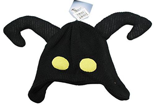 Kingdom Hearts Shadow Heartless Knit Hat (Kingdom Hearts Hat)