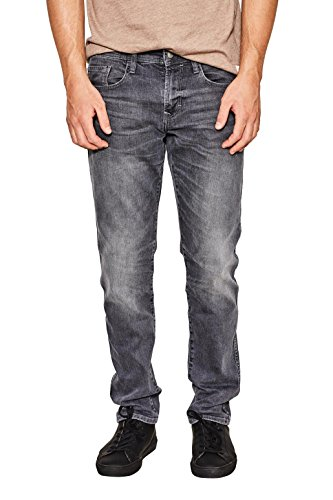 edc by Esprit Jeans para Hombre Gris (Grey Dark Wash 921)