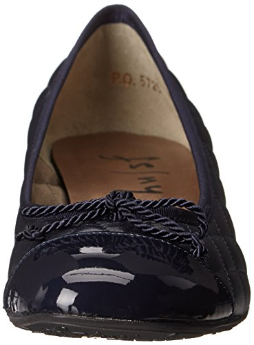 NY Navy Women's FS Sole French Calf Deluxe Navy Patent vwqBRnUH