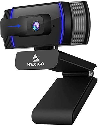 NexiGo N930AF AutoFocus 1080p PC Webcam