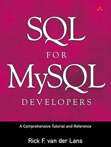 SQL for MySQL Developers: A Comprehensive Tutorial and Reference Pdf