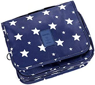 旅行用収納バッグ、収納バッグ化粧洗面バッグ、通勤・通学用大容量防水24*9.5*20cm