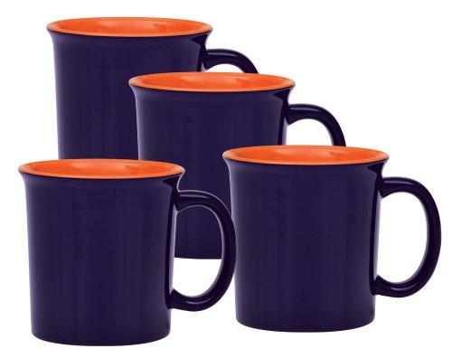 Culver University Ceramic 14 Ounce Orange product image
