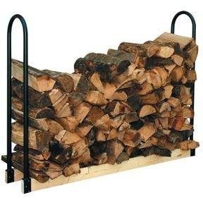 - Adjustable Length Firewood Log Rack for Indoor Or Outdoor Use Rack Adjustable Length Firewood Log Steel Bracket Outdoor Kit Holder Wood Svitlife
