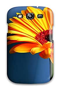 Defender Case For Galaxy S3, S For Computer Pattern