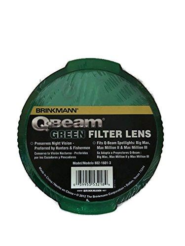 Brinkman Q-Beam Green Filter - Filter Lens Green