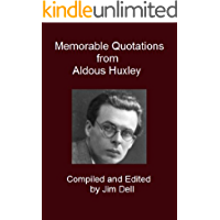 Memorable Quotations from Aldous Huxley