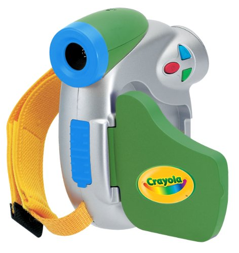 Crayola Digital Camcorder Green 32070N
