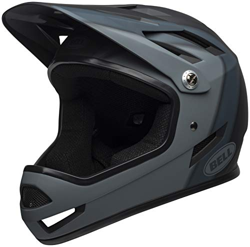 Bell Sanction Bike Helmet - Presences Matte Black Large
