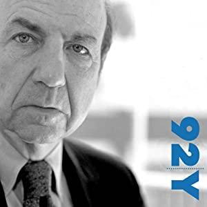 Calvin Trillin at the 92nd Street Y Speech
