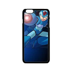Blue cool Rockman Cell Phone Case for Iphone 6 by supermalls