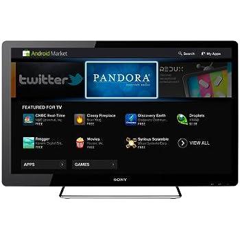 amazon com sony nsx 46gt1 46 inch 1080p 60 hz led hdtv black 2010 rh amazon com NSX-32GT1 Sony Manual Sony Google TV Remote