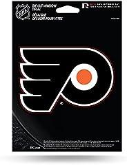 Rico Industries NHL Philadelphia Flyers Die Cut Vinyl Decal