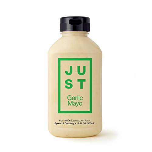 JUST Garlic Mayo, Non-GMO, (Egg Mayonnaise)