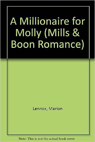 a millionaire for molly lennox marion