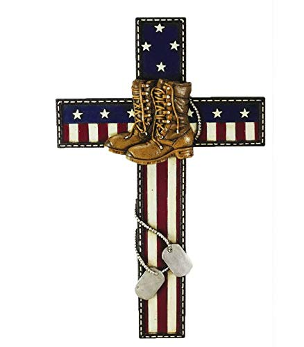 Americana cross with military Boots ()